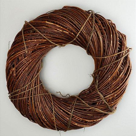 Aro - Guirlanda de Vime Importado - 35cm