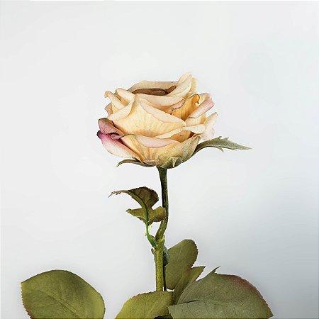 Haste de Rosa Siliconada - 60cm