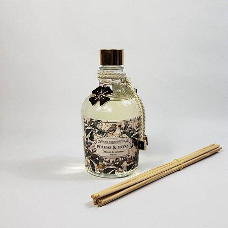 Difusor de Aromas - Folhas e Ervas - 350ml