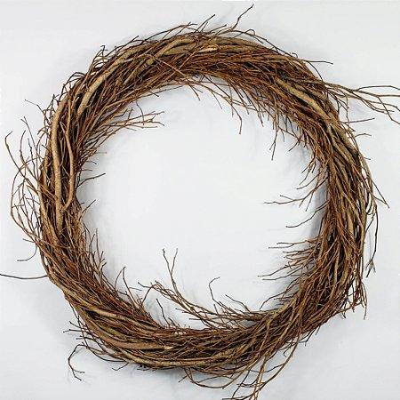 Aro Guirlanda de Galhos - 50cm