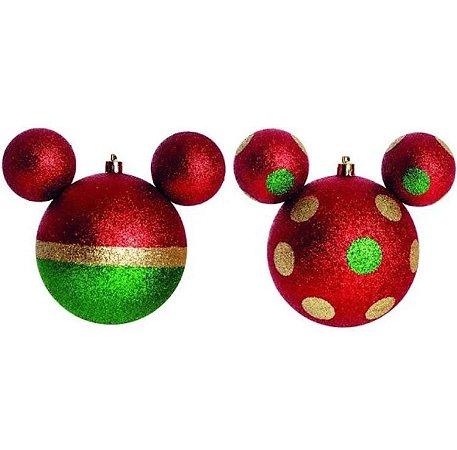 Caixa c/ 2 Bolas Disney Colorida