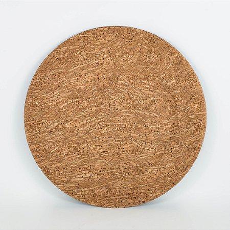 Sousplat Cortiça - 33cm