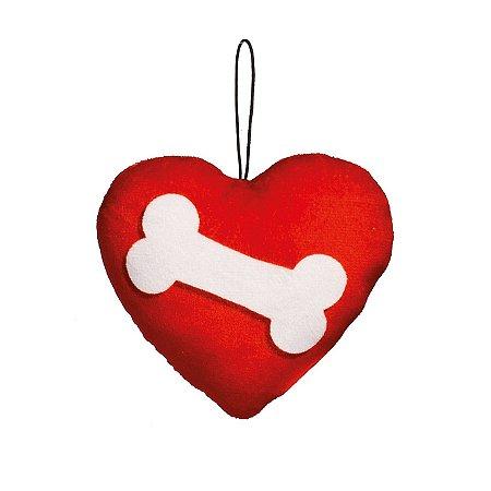 Pingente de Coração Para Pendurar -  11cmx9cm