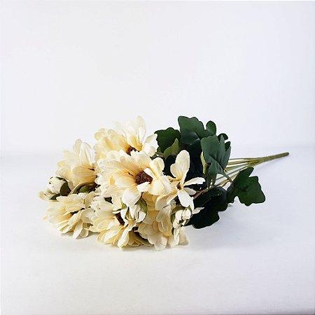 Buquê de Margarida - Champagne