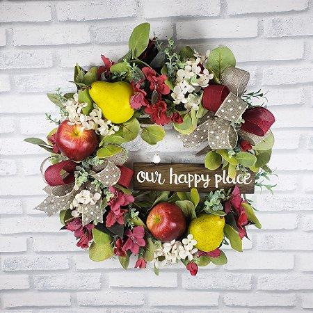 Guirlanda Our Happy Place - Frutas
