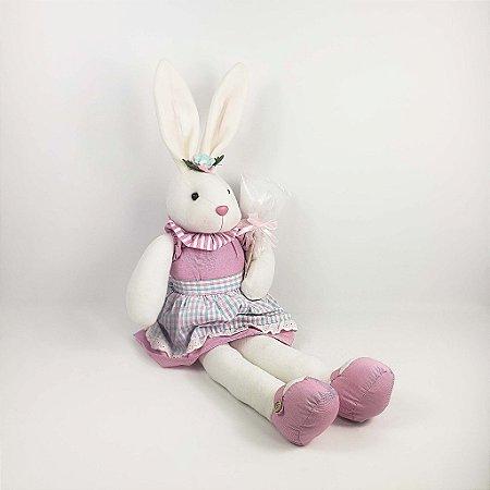 Coelha com Algodão Doce