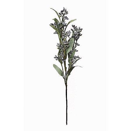 Haste de Sementes de Eucalipto - Roxa