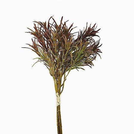 Ramalhete Grass - Marrom