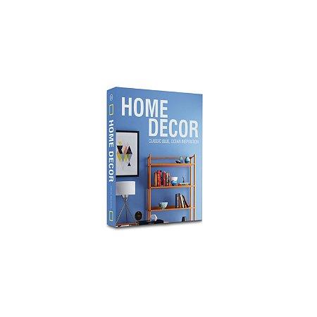 Livro Caixa - Home Decor/Pequeno