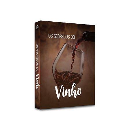 Livro Caixa - Vinho/ Grande