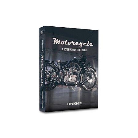 Livro Caixa - Motorcycle/ Grande