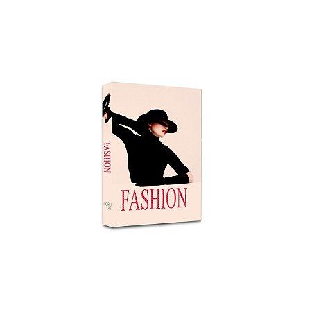 Livro Caixa - Fashion/ Pequeno