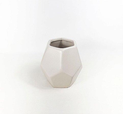 Vaso de Cerâmica - Geométrico