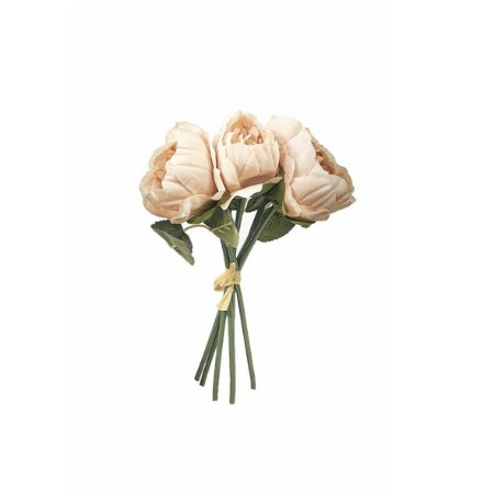 Ramalhete de Rosa Cabbage - Palha