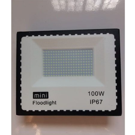 Holofote Refletor Mini Floodlight 100w