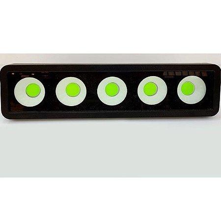 Holofote Refletor Mini Verde 50w