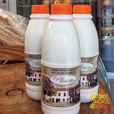 Iogurte Integral sem Açúcar Fazenda Atalaia 1 Litro