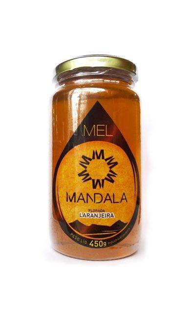 Mel Mandala Laranjeira 450g