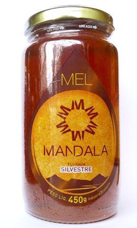 Mel Mandala Silvestre 450g