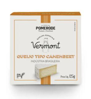 Queijo Tipo Camembert Vermont 125g