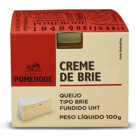Creme de Queijo Tipo Brie Vermont 100g