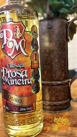 Kit Prosa Mineira Ouro + Tradicional 2x 250ml