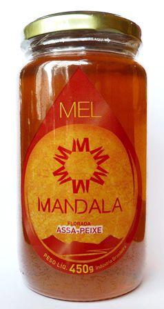 Mel Mandala Assa Peixe 450g