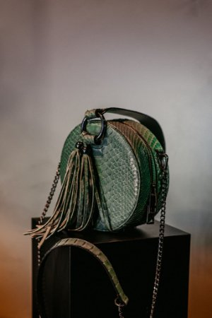 Bolsa Lia Verde Mint