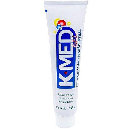 K-Med Gel Lubrificante Íntimo 100g