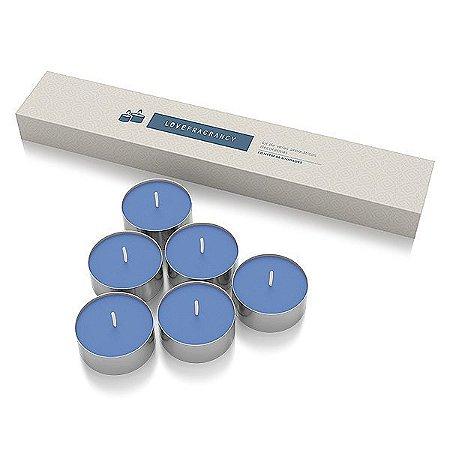 Caixa de Vela Love Fragrancy Elle – 06 Unidades