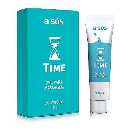Gel Prolongador Time - 15 g