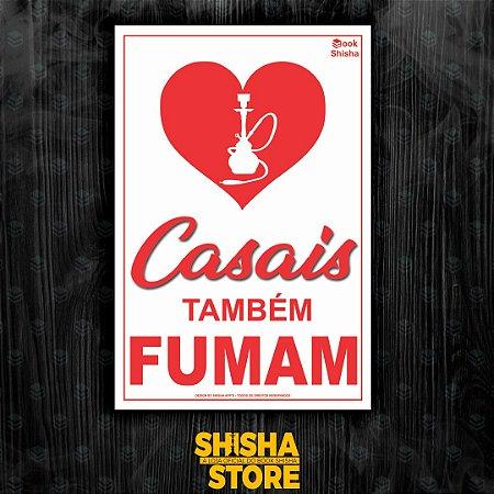 CASAIS TAMBÉM FUMAM