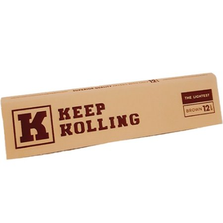 SEDA KING SIZE BROWN - KEEP ROLLING