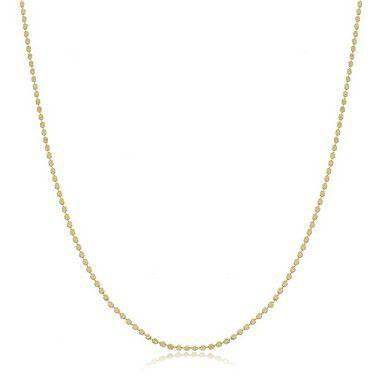 Colar Helena 60cm Dourado