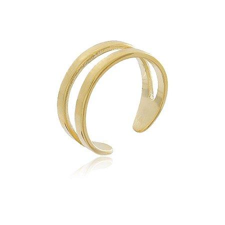 Anel Liandra 2 Dourado