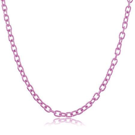 Colar Valentina PP Pink