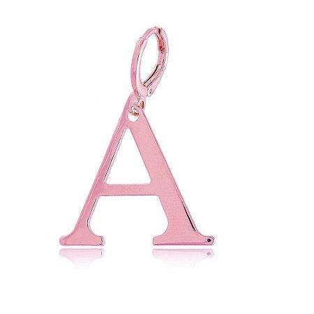 Pingente Letra Pink