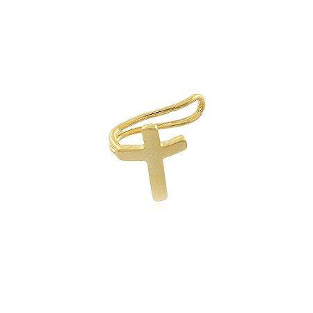 Piercing Fake Cruz Dourado