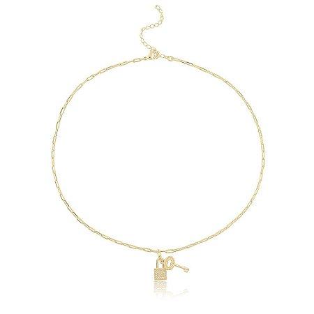 Choker Cibele Dourado