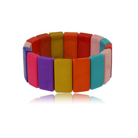 Bracelete Alegria Color R-G