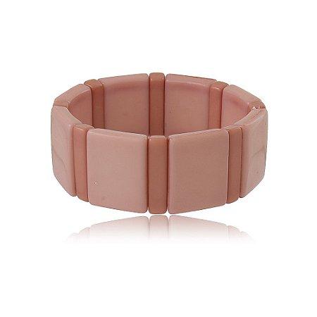 Bracelete Alegria Rosa Q-G