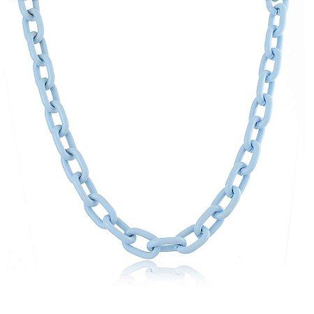 Colar Valentina P Azul