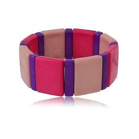 Bracelete Alegria Roxo Q-G