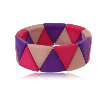 Bracelete Alegria Roxo T-G