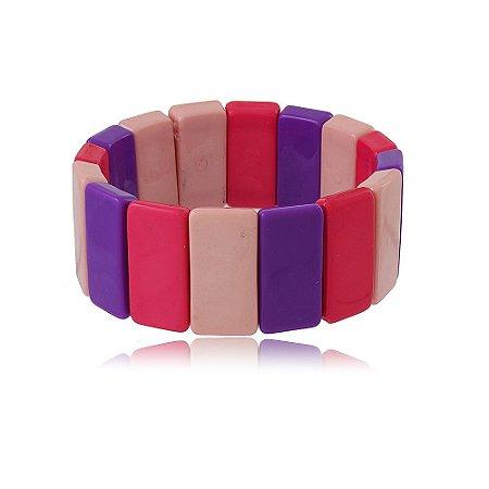 Bracelete Alegria Roxo R-G