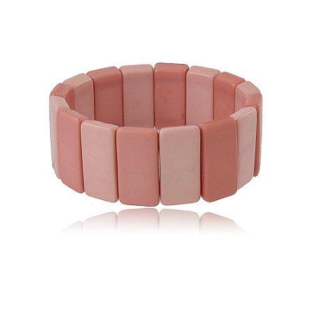 Bracelete Alegria Rosa R-G