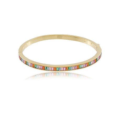 Bracelete Jaci Dourado