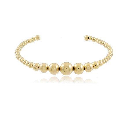 Bracelete Babi Dourado
