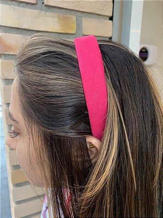 Tiara Suede Pink