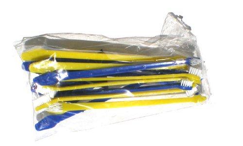 Fardo 24 Escovas Dental Veterinaria